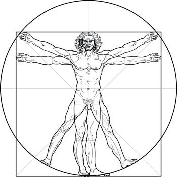 mannens kropp