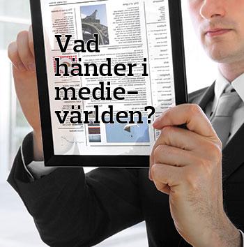 Bild på omslaget: Vad händer i medievärlden?